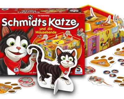 Schmidts Katze und die Mäusebande
