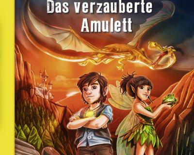 Leserabe // Das verzauberte Amulett