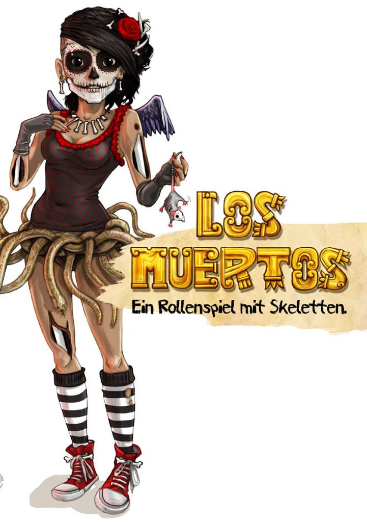 Los Muertos Rollenspiel