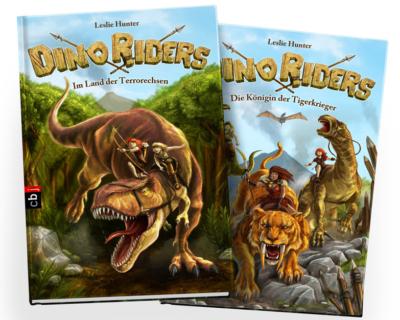 DinoRiders (Reihe)