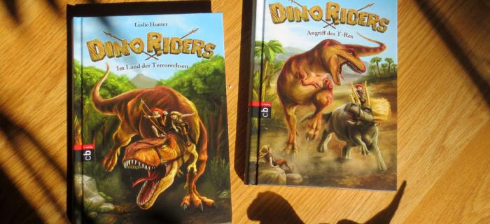 Neue Serie: DinoRiders!