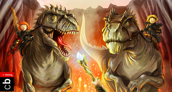 DinoRiders Band 4