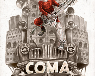 Coma, the Doof Warrior
