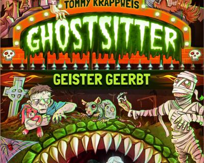 Ghostsitter Cover