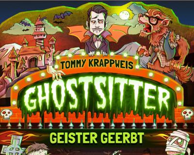 Ghostsitter (Reihe)
