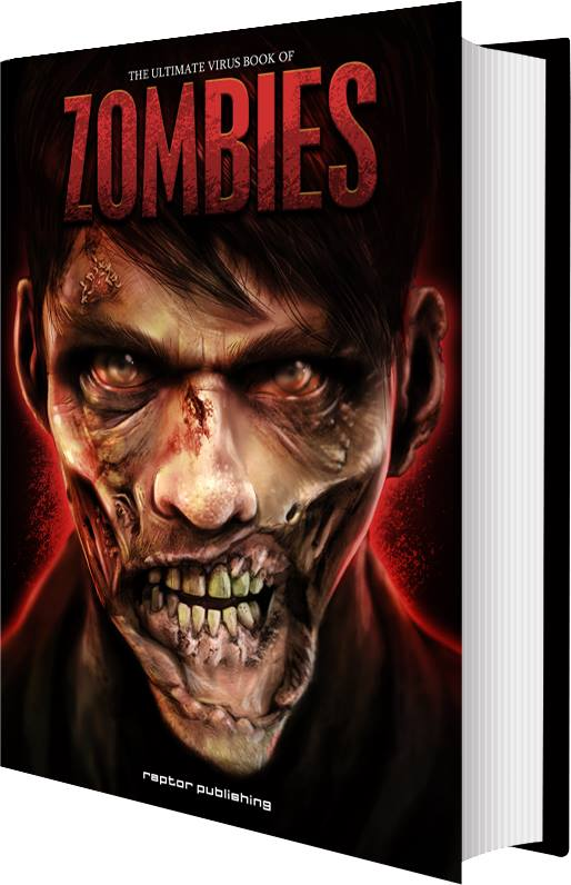 the ultimate book of zombies
