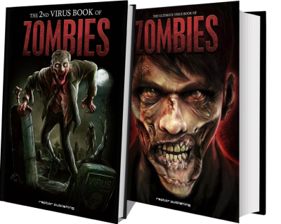 The Virus Books of Zombies