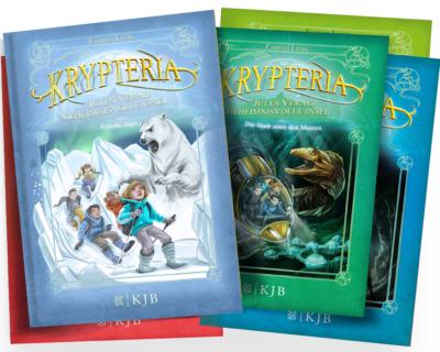Krypteria – Jules Vernes geheimnisvolle Insel (Reihe)