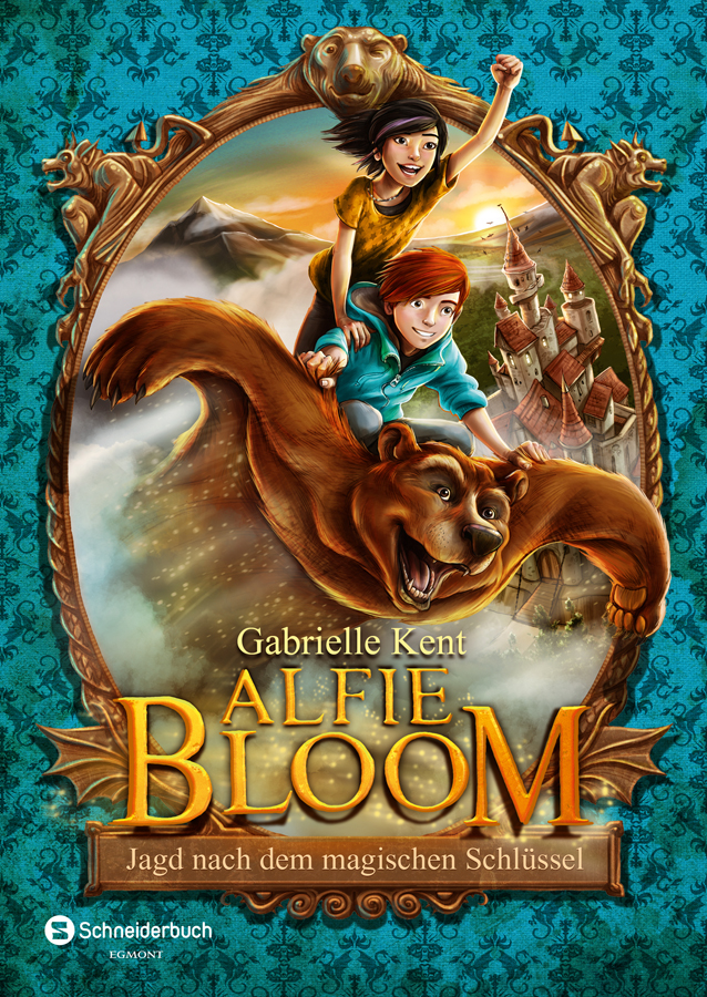 Alfie Bloom 2 Cover