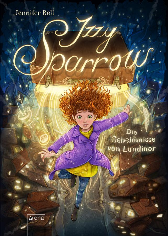 Izzy Sparrow Cover