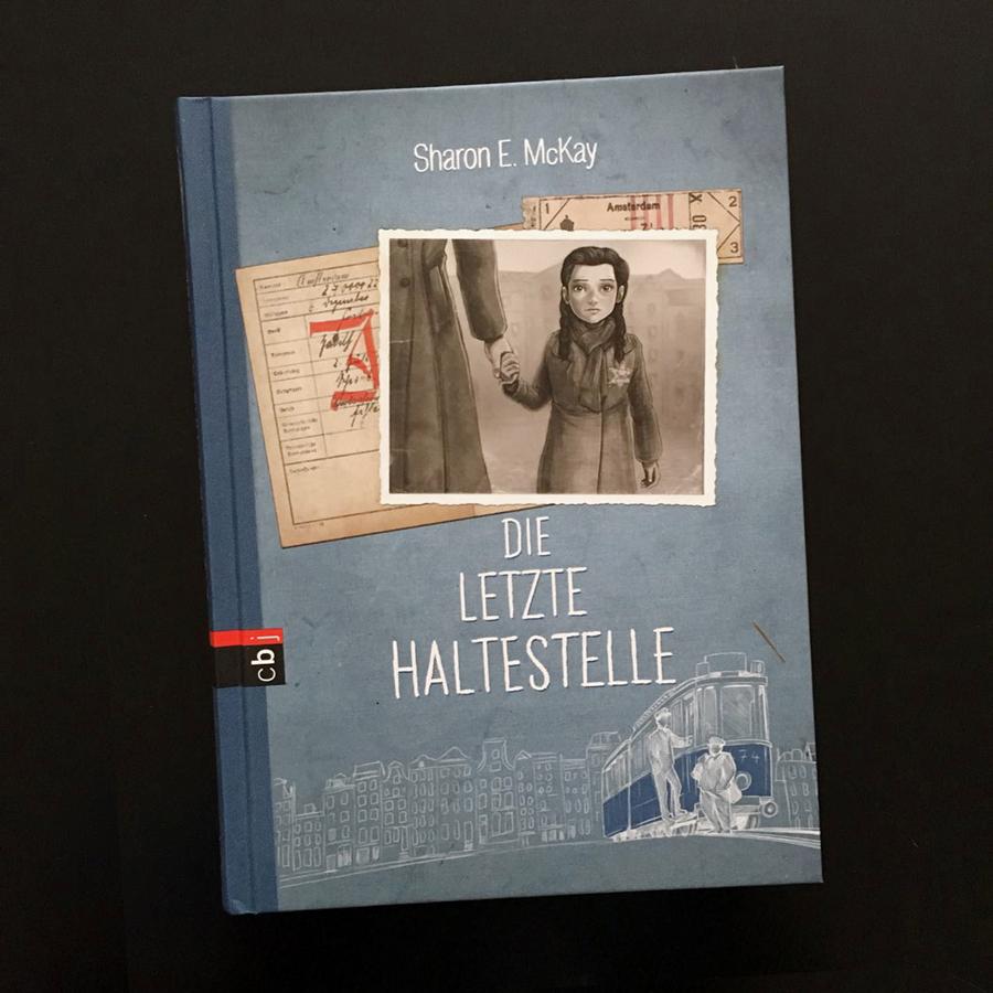 "Cover ""Die letzte Haltestelle"""