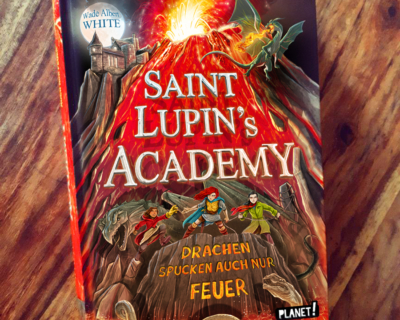 St. Lupin's Academy 2 // Cover
