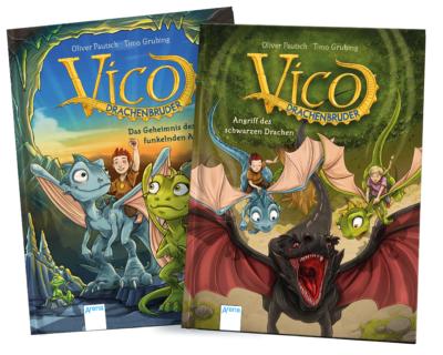 Vico Drachenbruder (Reihe)